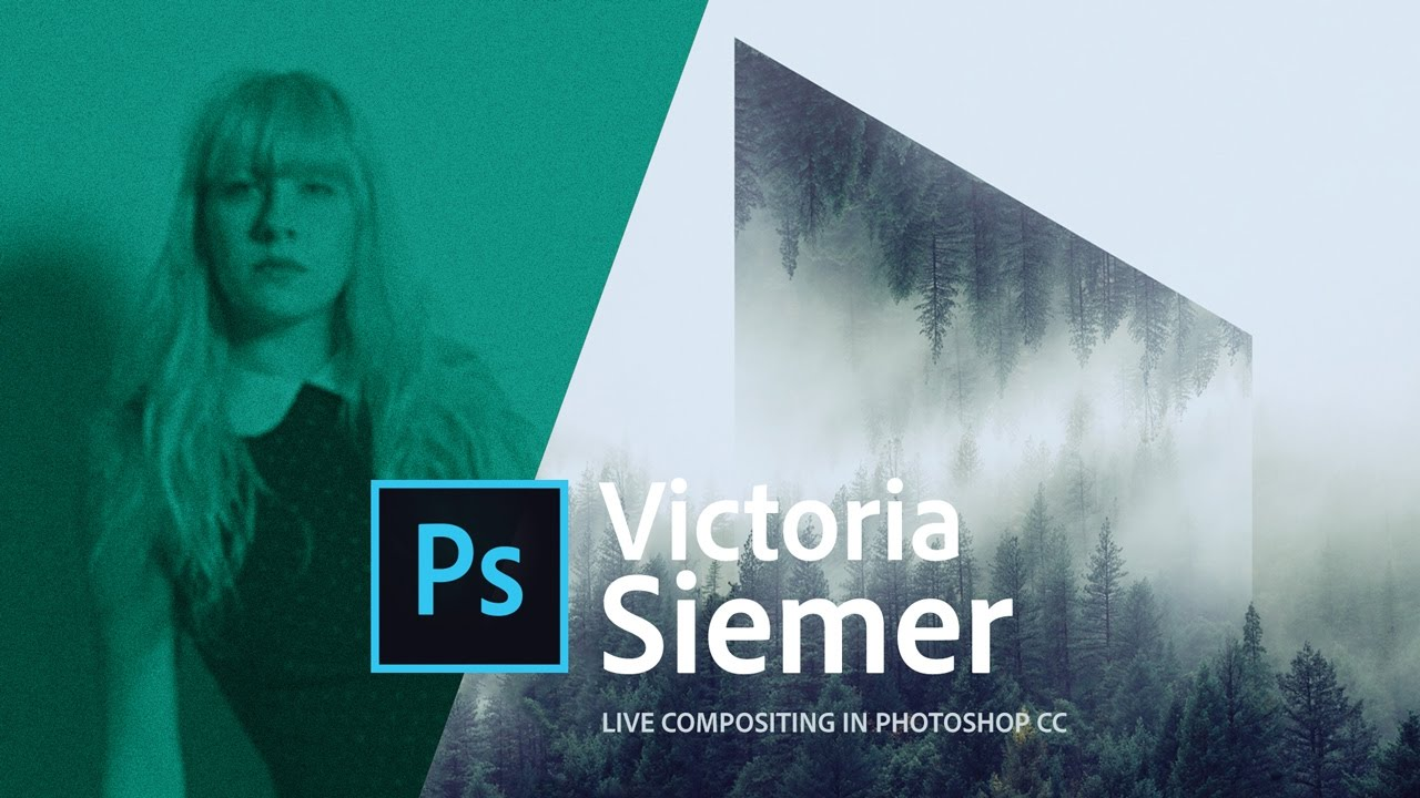 compositing and typography in photoshop