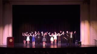 AUAP EWU-talent showcase-