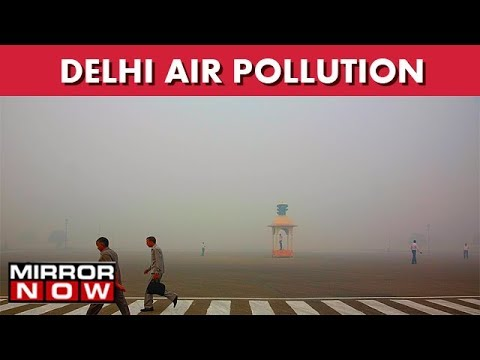 Delhi Air Pollution: Public Health Emergency Declared, States Indulge In Blamegame I The Big Story