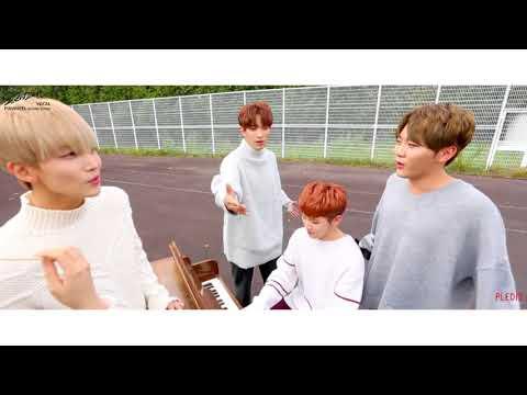 [ENGSUB] MAKING FILM  SVT VOCAL TEAM  -  '바람개비'  MV BEHIND SCENE
