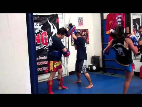 Muay Thai South Bay |  Try us Free for 30 Days 310-376-1602