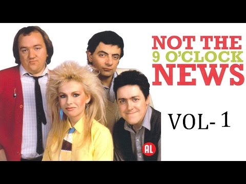 Not the Nine O'Clock News : VOL - 1