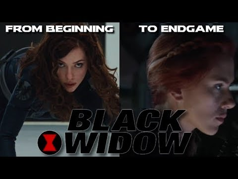 From Beginning to Endgame: The Story of Black Widow