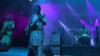 Bassekou Kouyaté & Ngoni Ba - Jama Ko (Live) - Funkhaus Europa @ Sziget 2014