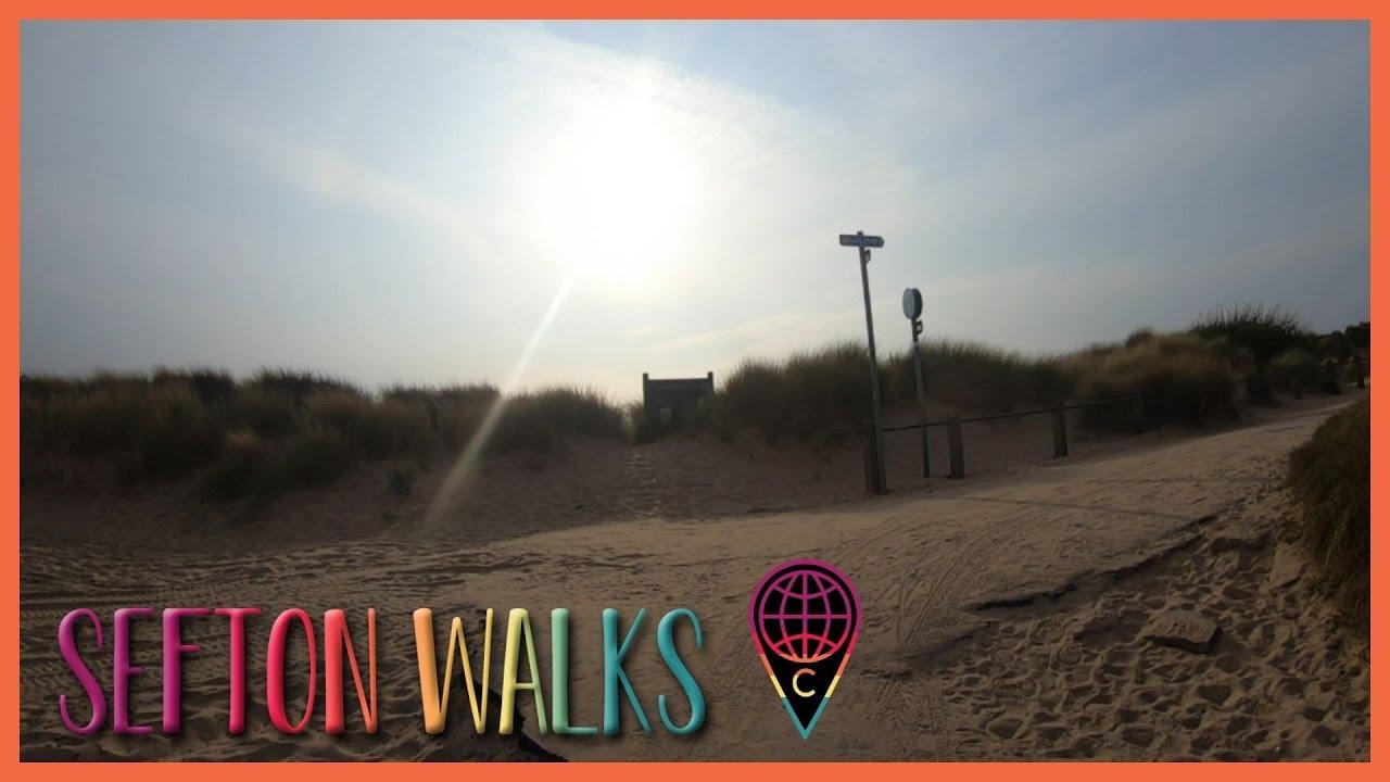 Sefton Walks: Crosby Marina/Beach