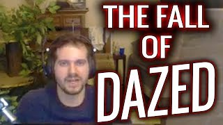 THE FALL OF DAZED (Dazed quits competitive CSGO)