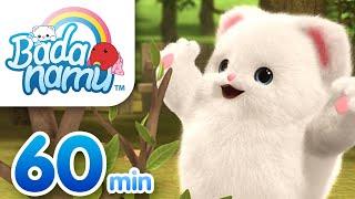 Children Nature Adventure Badanamu Compilation l Nursery Rhymes & Kids Songs