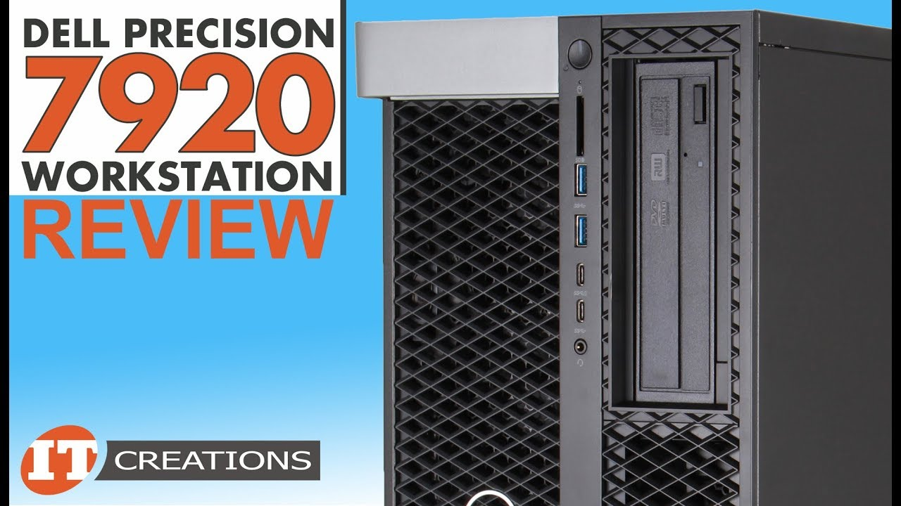 Dell Precision 7920 Workstation Tower | IT Creations