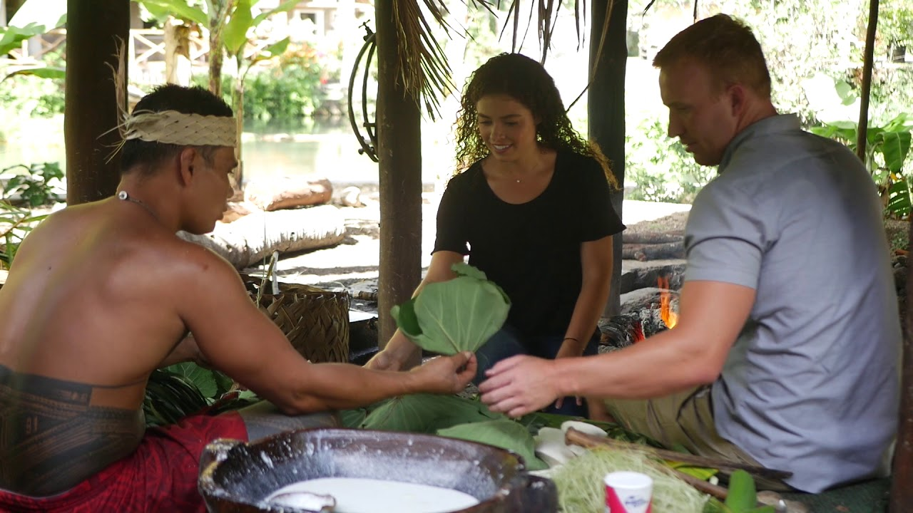 Download Samoan Umu || Polynesian Cultural Center