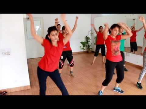 Zumba Dance Workout – Weight loss & Body Shape Dance For Beginners by Dansation 9888892718