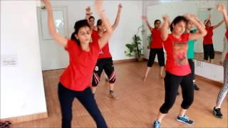 Zumba Dance Workout - Weight loss & Body Shape Dance For Beginners by Dansation 9888892718