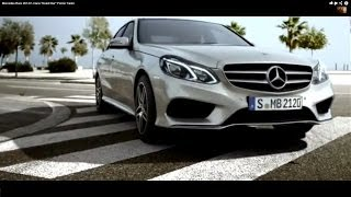 Mercedes-Benz 2014 E-Class