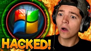 I WAS HACKED BY MICROSOFT?