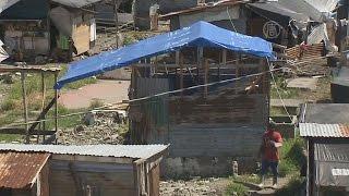 Тайфун «Хайян»: год спустя люди живут в палатках (новости)
