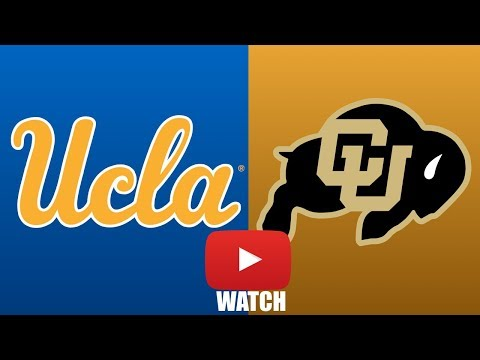 UCLA vs Colorado Week 5 Full Game Highlights (HD)