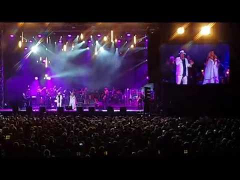 Festa Italiana  Al Bano & Romina Power  Sharazan & Felicita 9092017 Arena Lublin