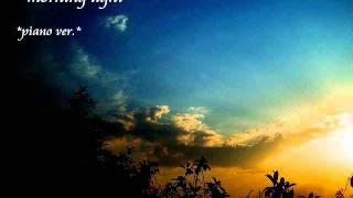 嵐*「morning light」ピアノver.