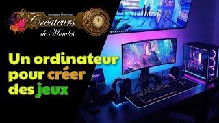 Un ordinateur pour créer des jeux 3D, pour la VR et le calcul ! [TC#02]