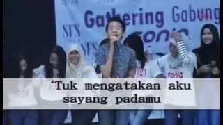 Iqbaal Dhiafakhri - Belahan Hati (Original with Lyrics)