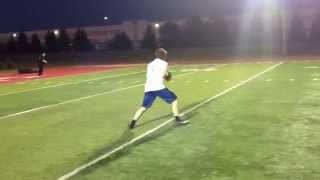 Alex Alkevicious (#1) Qb - House Of Speed Training