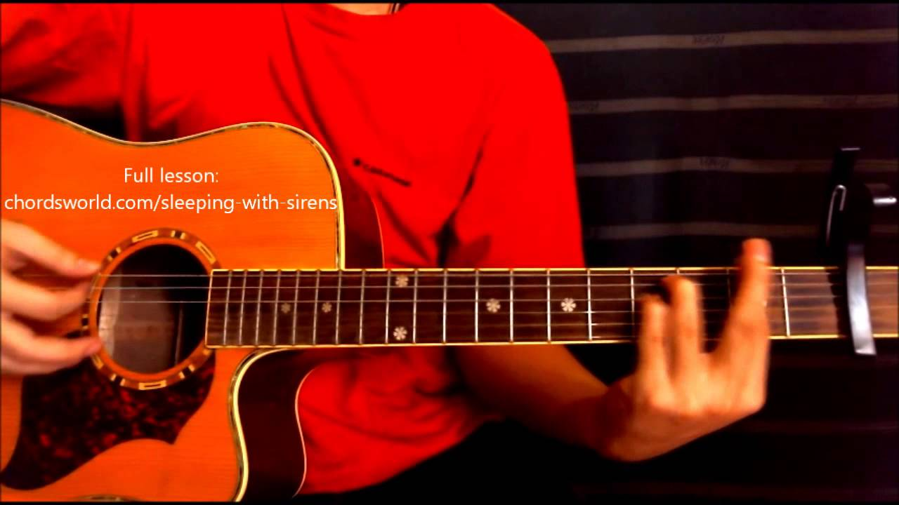 Free now chords sleeping with sirens chordsworld guitar free now chords sleeping with sirens chordsworld guitar tutorial hexwebz Images