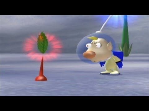 Pikmin 2 - Episode 1 - The New, Blue Louie!
