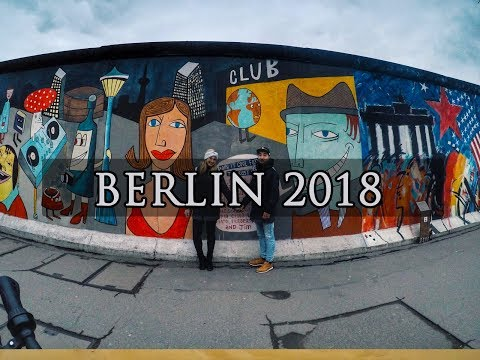 BERLIN , GERMANY / FIRST TRIP OF 2018