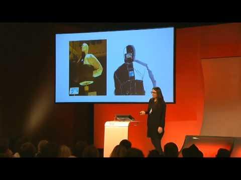 TEDxVienna - Sabine Seymour - Functional Aesthetics - YouTube
