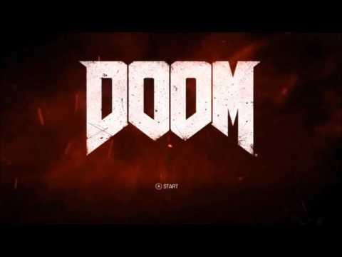 DOOM (2016) HellWalker (Main Menu Theme) - Extended