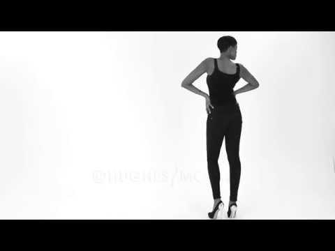 Tenika @ Hughes Models casting video