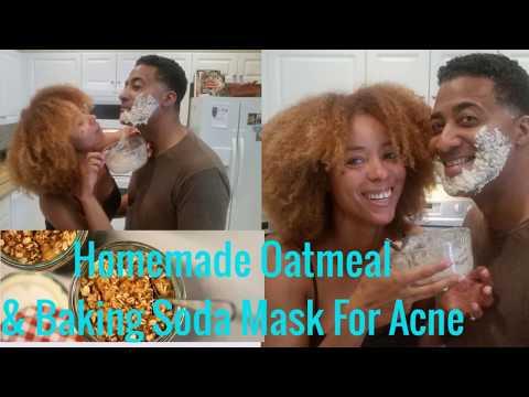 diy-homemade-oatmeal-&-baking-soda-facial/mask-for-acne-&-shaving-bumps-–-couples-face-mask