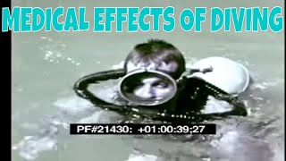 medical effects of diving 21430