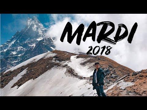 GO SOMEWHERE | MARDI TREK | TRAVEL NEPAL 2018