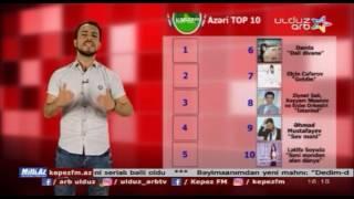 Şou Məkan - Azəri TOP 10 (ARB ULDUZ 29.01.2017)