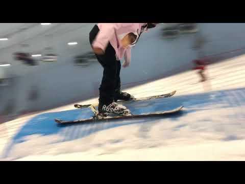 ski dubai tricks!!!