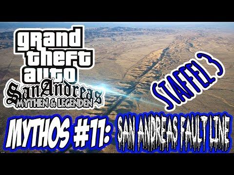 GTA SA - Mythen & Legenden | Staffel 3 | Mythos #11: San Andreas Fault Line! [DE]