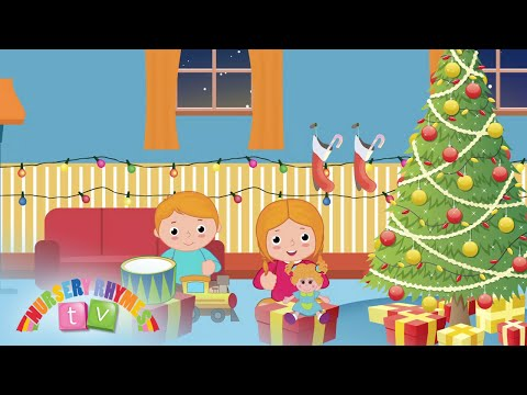 TOYS UNDER THE CHRISTMAS TREE | Christmas Songs for Children