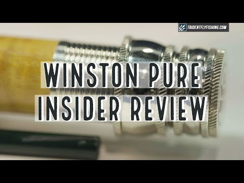 Winston Pure Fly Rod | Insider Review