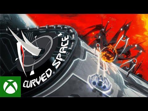 Демо версию Curved Space уже можно опробовать на Xbox