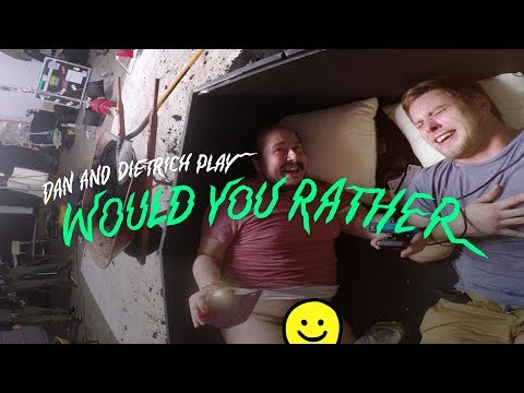 Be Buried Alive or Smash Your Cell Phone | Would You Rather? | Cut