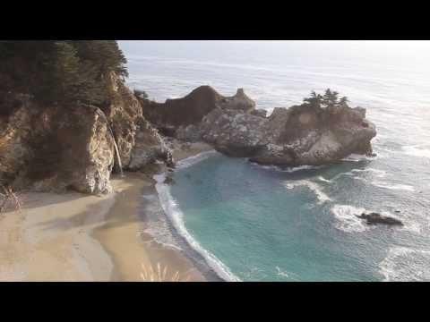 Big Sur, California - McWay Falls - Pacific Coast Highway