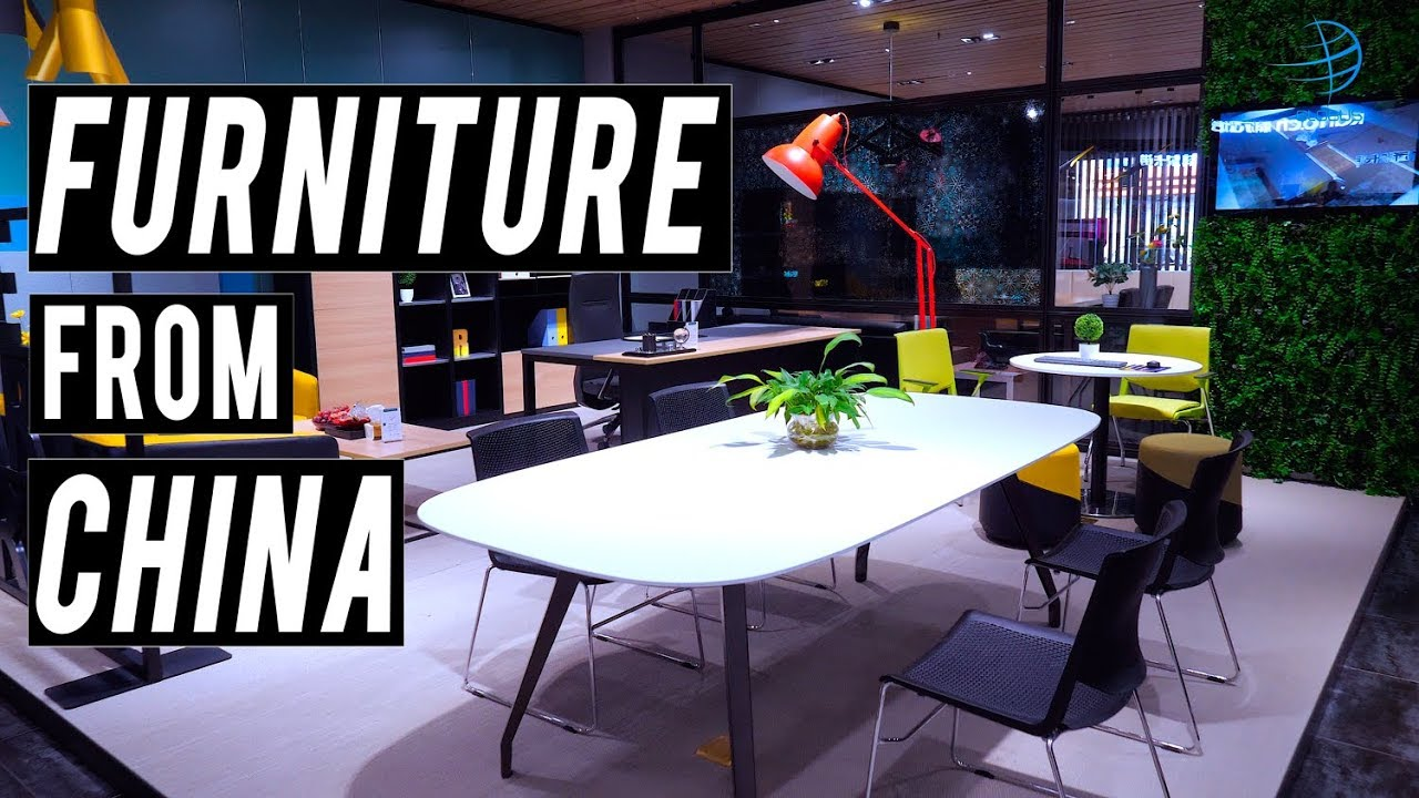 Bon Furniture From China, How To Purchase Furniture In China (Foshan).