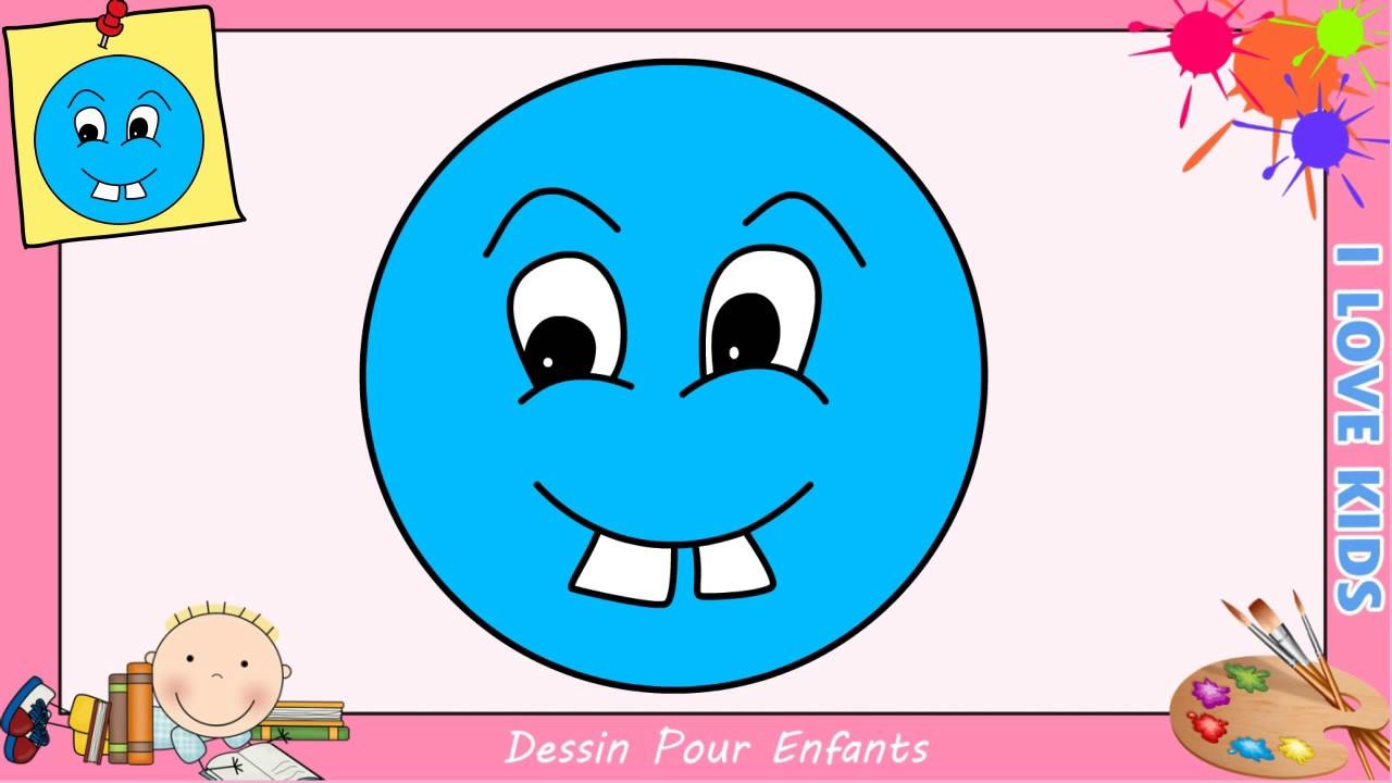 Comment Dessiner Un Emoji Kawaii Facile Pour Enfants Dessin Kawaii 4