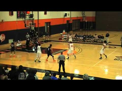 Orange County Community College 85 vs BMCC 73 Men's Basketball 11/21/2013
