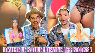 BOULES ou BOOBS : 🔥 LE CHALLENGE BRÛLANT QUI FOUT LES BOULES !!! 😂 (Feat: Greg / LMvsMonde)