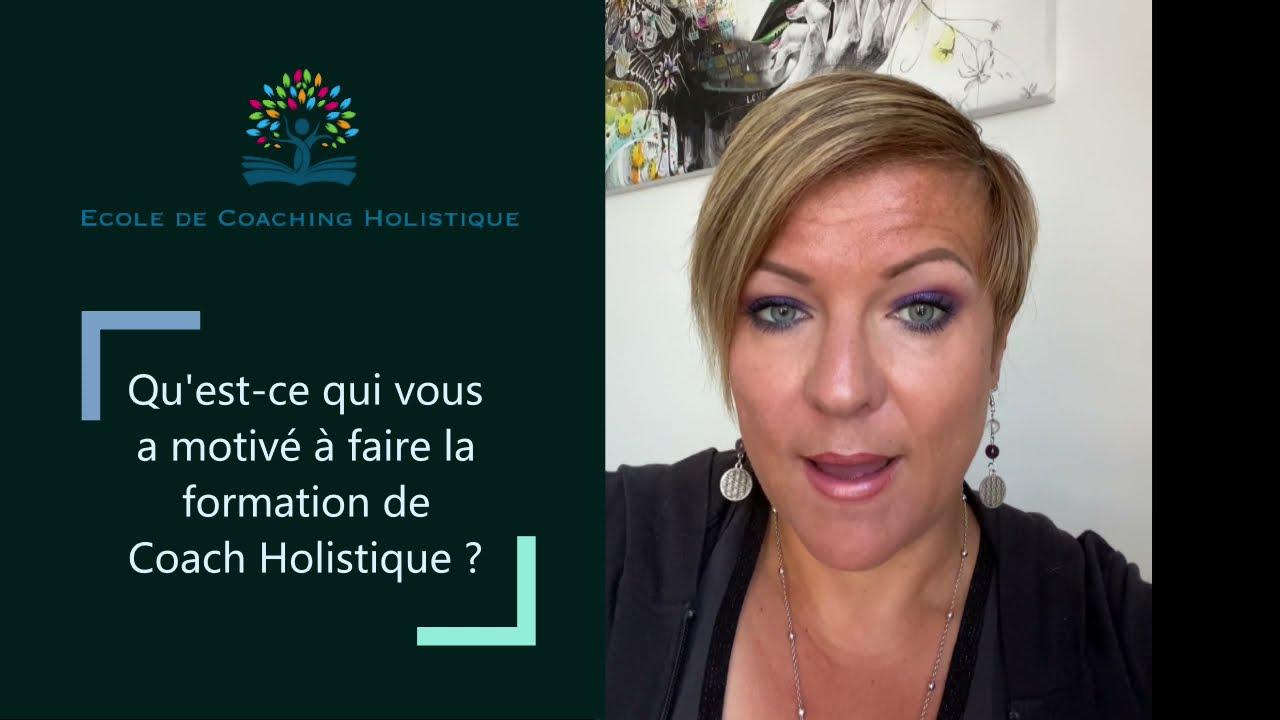 Angeline Cheron - Coach Holistique