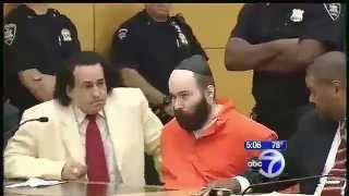 Levi Aron sentenced minimum of 40 years in Kletzky murder