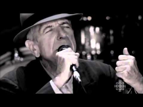 "Leonard Cohen : ""Closing Time""- Montréal International Jazz Fest"