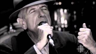 "Leonard Cohen : ""Closing Time""- Montréal International Jazz Fest"