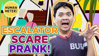 Philippines Scare Prank Tagalog: How Do People React To Boo Scare?? | HumanMeter